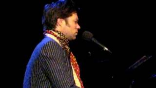 Rufus Wainwright - Give Me What I Want/True Love at Northampton, Feb 2010
