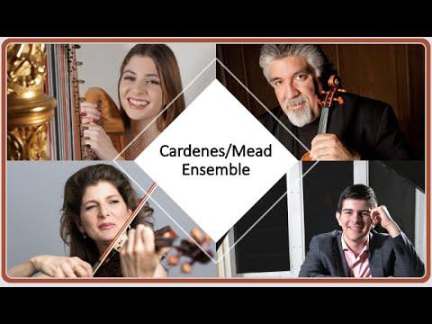 The Cardenes/Mead Ensemble Final Concert