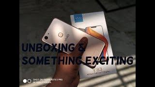 Vivo Y83 Unboxing & review
