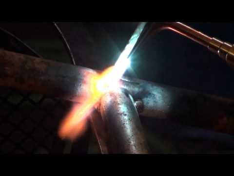 Brazing Steel Tubing