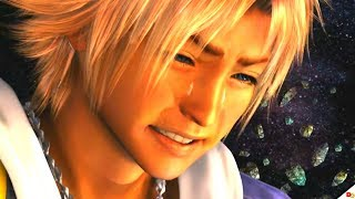 Final Fantasy X HD Remaster - Tidus Crying