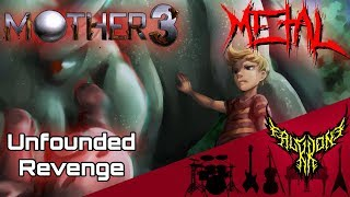 Mother 3 - Unfounded Revenge 【Intense Symphonic Metal Cover】