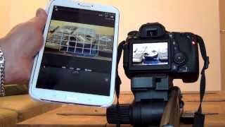 EOS 70D - Autofocus, Shutter Speed, Wifi & EOS Remote App