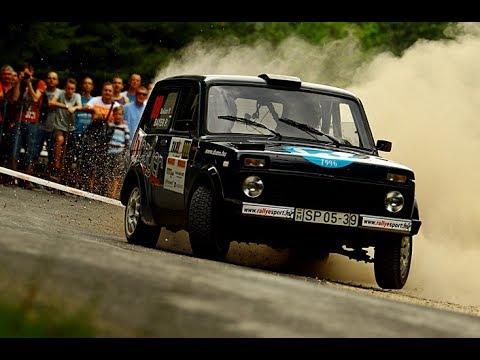 Bayer-Balázs Lada Niva KIT Veszprém Rallye 2017.-Lepold Sportvideo