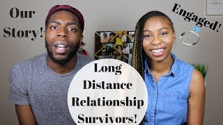 How We Survived Our Long Distance Relationship !   Pros & Cons   Yinka & Crystal