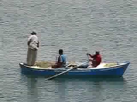 Suez Canal fishermen