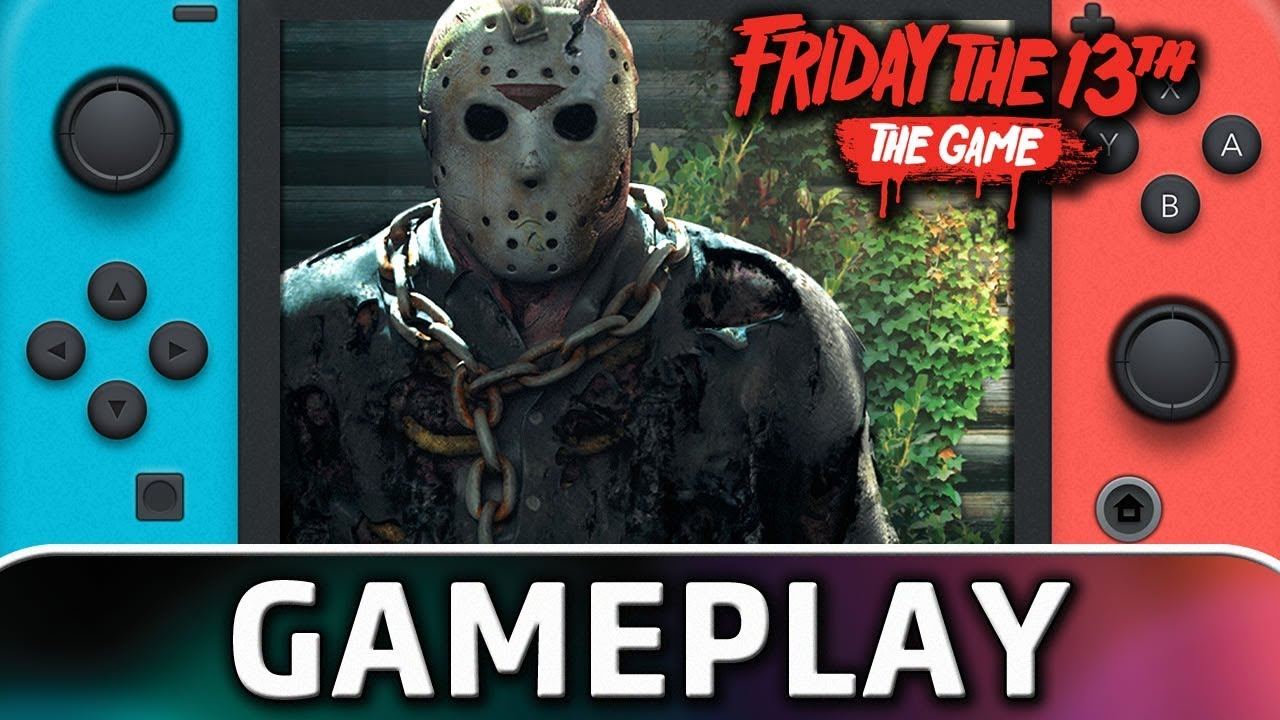 Friday the 13th: The Game | 10 Minutes of Gameplay on -Nintendo Switch