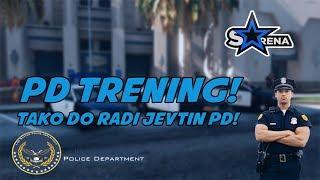 PD AKCIJA *TRENING* | TAKO TO RADI *SKILL ARENA* PD! | SAMP SKILL ARENA