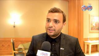 أخبار اليوم | رامي صبري : مبسوط بتواجدي في حفلة ملكة جمال مصر