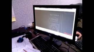 Написание программы для станка гидрообразивной резки