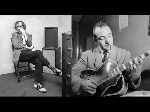 Woody Allen talks about Django Reinhardt (french)