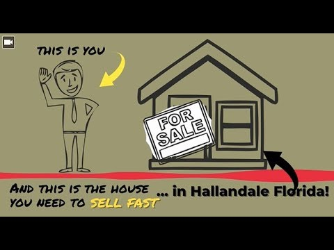 Sell My House Fast Hallandale: We Buy Houses in Hallandale and South Florida