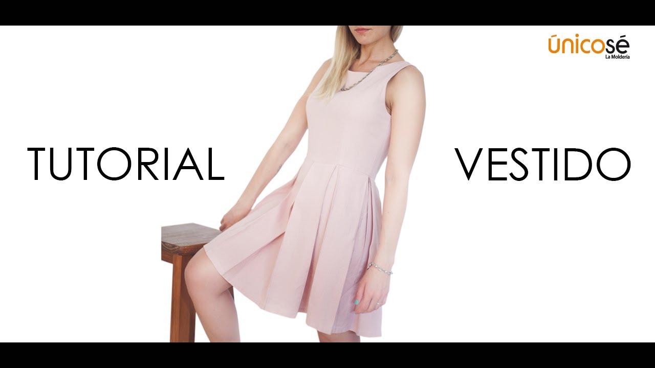 Youtube como hacer vestidos de verano