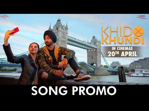 Dillagi (Promo) - Ranjit Bawa | Khido Khundi | New Love Songs | Rel. 20th Apr 2018 | Saga Music