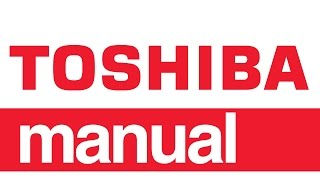 Toshiba  External hard drive Set Up Guide Manual for Mac - how to Install & Use