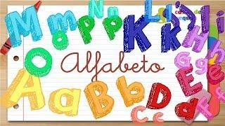 ALFABETO en ITALIANO para niños
