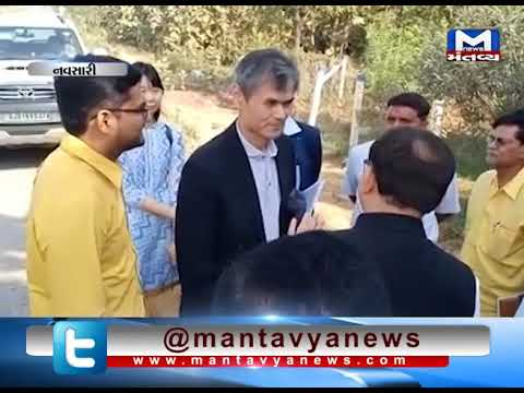 Land acquisition for Bullet train: JICA officials meet farmers | Mantavya News Mp3