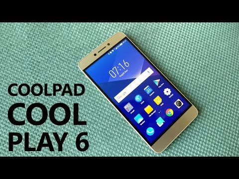 Coolpad Cool Play 6 India Hands-on Review with camera samples
