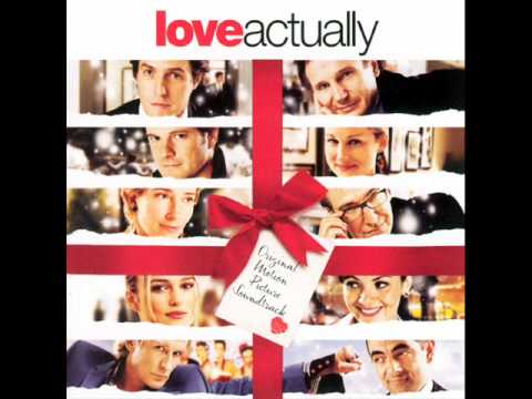 Love actually soundtrack  Joanna Drives Off