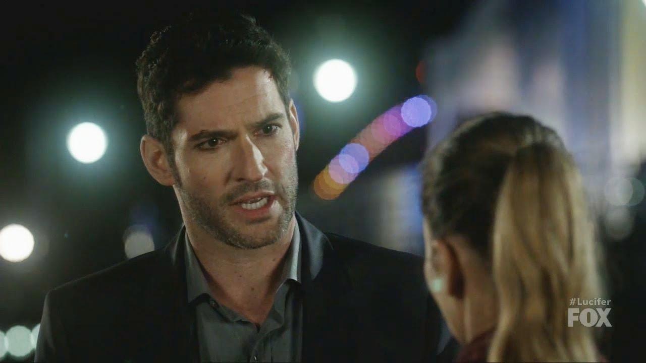 Download Lucifer 2x18 Chloe Lucifer Talk in The Beach - Chalotte wakes up Season 2 Episode 18  Season  Finale