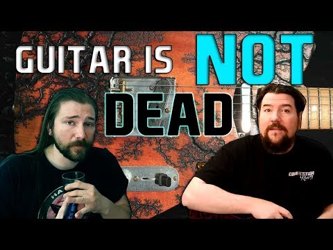 Guitar is NOT Dead | Mike The Music Snob Reacts