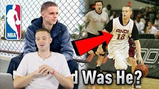 Professor Reacts 'How Good Is Professor Actually?' Viral Video.. Should be in nba? Does he carry?