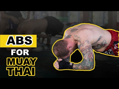 6-Pack Abs Workout For Fighters | INTENSE In-Home Core Training