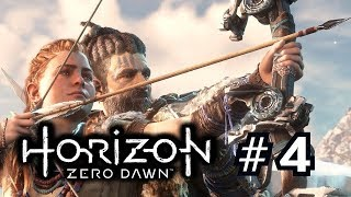 WE ARE READY FOR THE PROVING // Horizon Zero Dawn PART 4// PS4 PRO