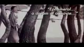 Tony Takitani UK trailer