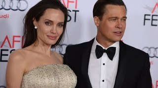 By The Sea: AFI Movie Premiere Arrivals & Interviews - Brad Pitt, Angelina Jolie