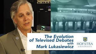 The Evolution of Televised Debates with Mark Lukasiewicz