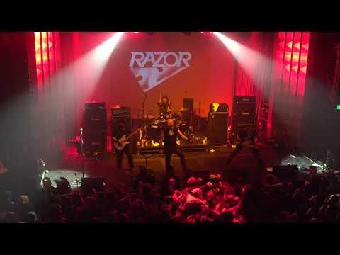 RAZOR     Los Angeles, CA.   6-23-2018