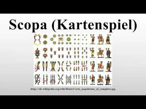 Scopa (Kartenspiel)