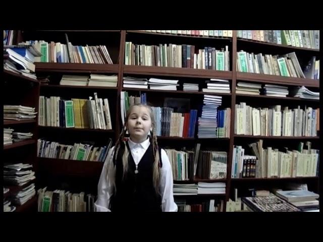 Изображение предпросмотра прочтения – ВалерияТартынская читает произведение «Подарки» В.В.Лунина