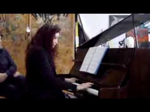 Liceo Musicale di Pescara - Saggio 2013 - Pianoforte (Shubert sonata)