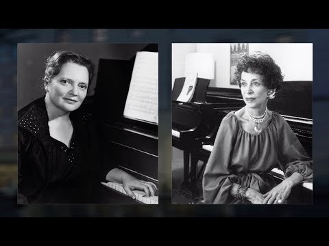 Piano Legacies: Dora Zaslavsky & Constance Keene