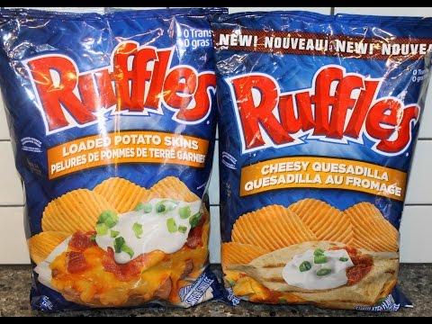 Canadian Ruffles: Loaded Potato Skins &...