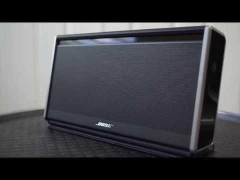 Bose Soundlink Speaker II - REVIEWED
