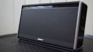 Bose Soundlink Speaker II - REVIEWED