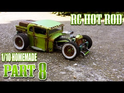 rc hot rod ford 32 homemade part 8 8 youtube. Black Bedroom Furniture Sets. Home Design Ideas