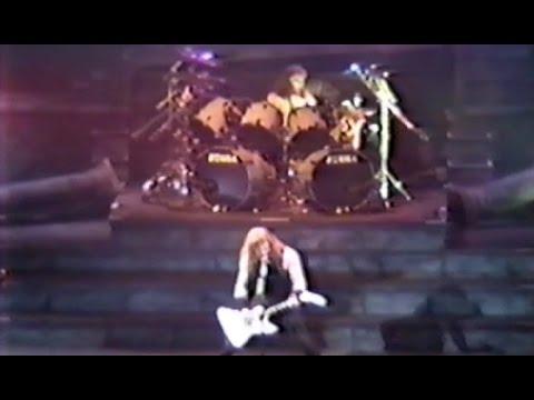Metallica - Toronto, ON, Canada [1989.04.07] Full Concert - 1st Source