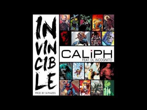 CALiPH - Invincible (Feat. DL Incognito)