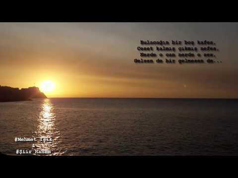 Hayati İnanç Sesinden Gelsende Bir Gelmesende Şiiri  Necip Fazıl Kısakürek 