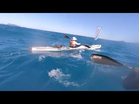 Paddling The Whitsundays Out Wide