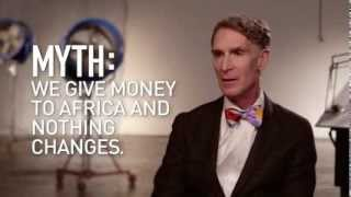Repeat youtube video Bill Nye, Science Guy, Dispels Poverty Myths