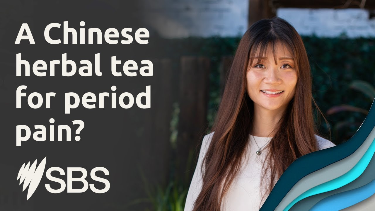 A Chinese herbal tea for period pain? – Medicine or Myth? on SBS #Herbalmedicine