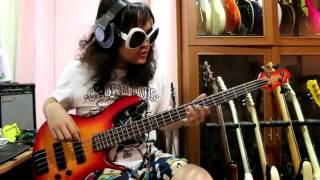 แป๊ะ Syndrome -  Unfriend Helmetheads Bass Cover