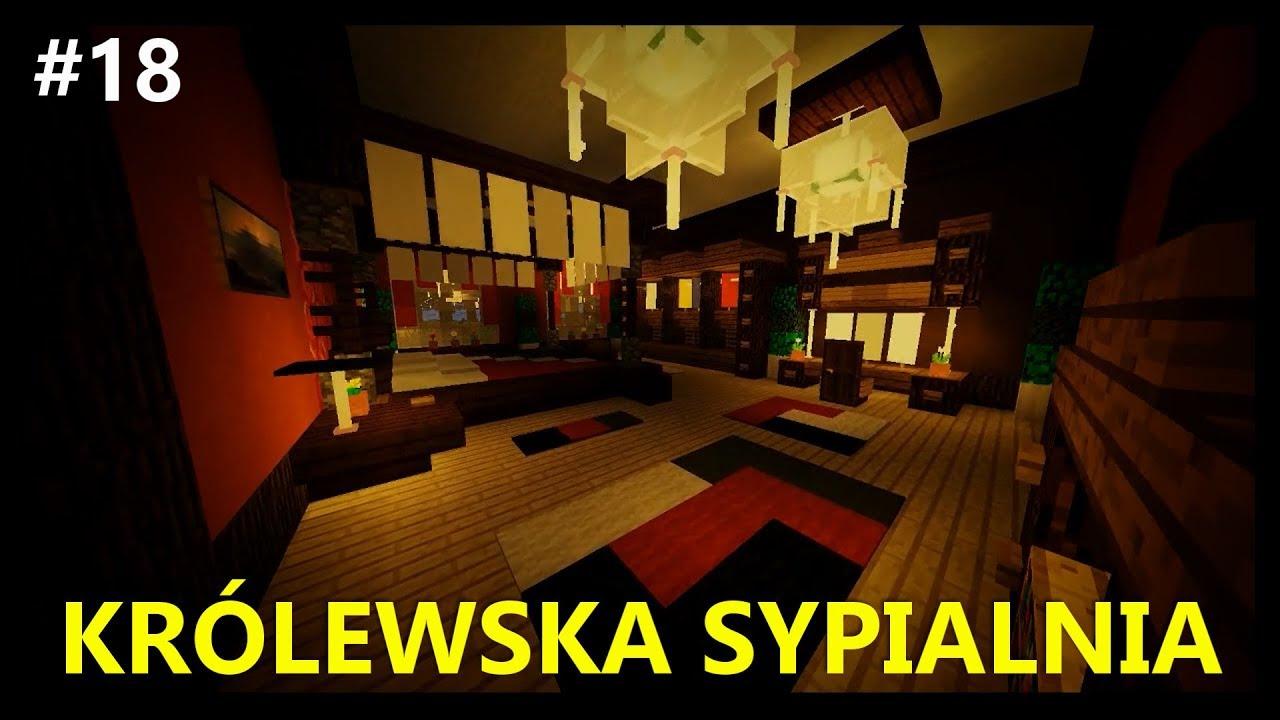 Sypialnia Temple Of The Almighty Bearded God 18 Minecraft Mój Pałac Z Brodacinet