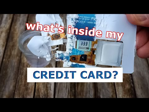 Reverse Engineering A Credit Card Featuring Dynamic CVV