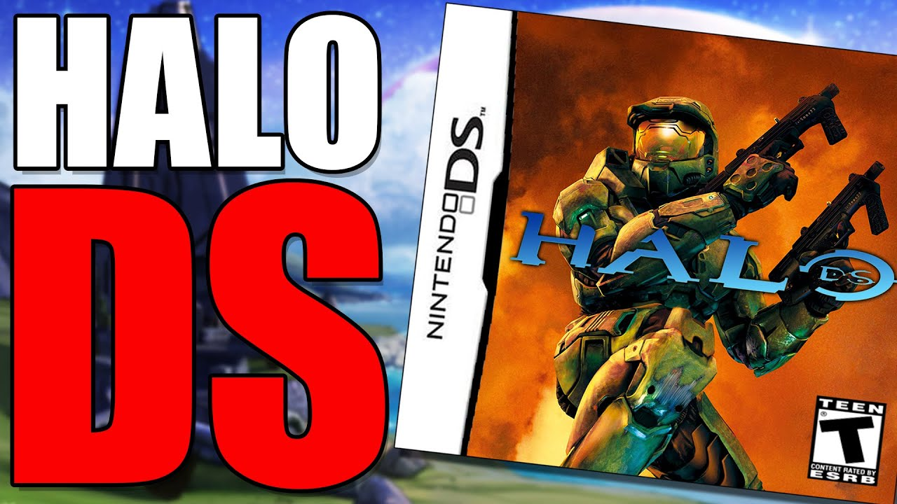 What happened to the UNRELEASED Halo Nintendo DS Game? (Bungie's Secret Demo)